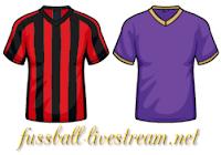 AC Mailand - AC Florenz