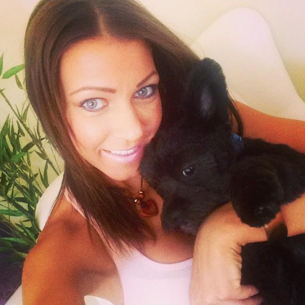 Alisha Lucik and neo beo