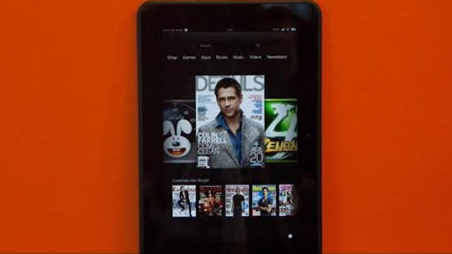 Background Kindle Fire7