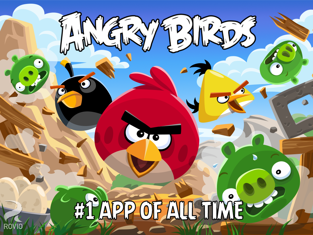 Angry Birds Game For Windows Free Download