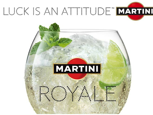 Review Martini Royale Bianco