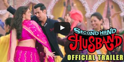 Second Hand Husband (2015) Full Hindi Movie Watch Online DVDscr