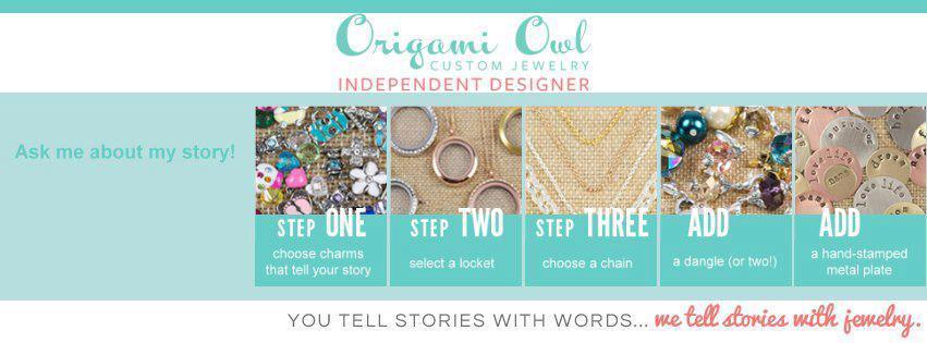 Designer In Waiting ~ Origami Owl