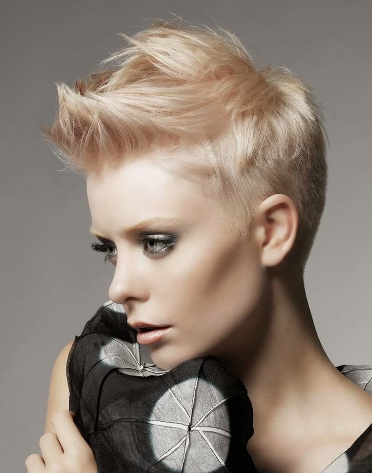 1 50 peinados para cabellos capeados Enfemenino - Peinados Cabello Degrafilado
