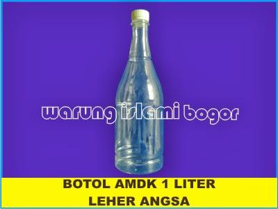 Jual Botol Beauty Water