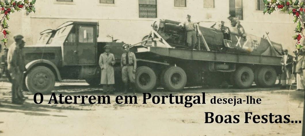 Aterrem em Portugal!