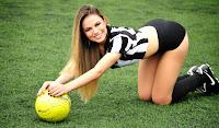 Bela da torcida do Botafogo