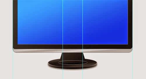Make LCD Monitor In Photoshop