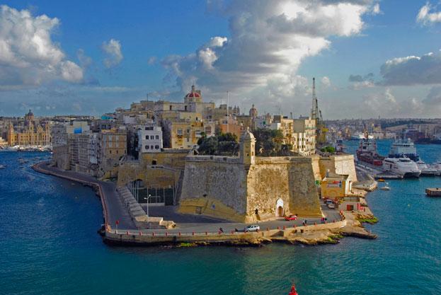 320 Monuments City Valletta Malta