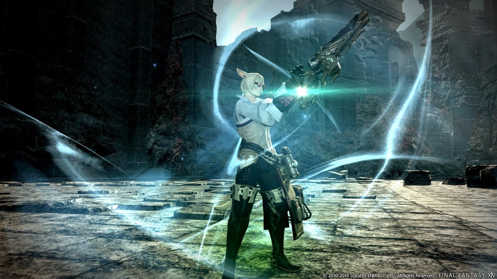 Kou Ji A Blog About FFXIV New Jobs Astrologian Amp Machinist