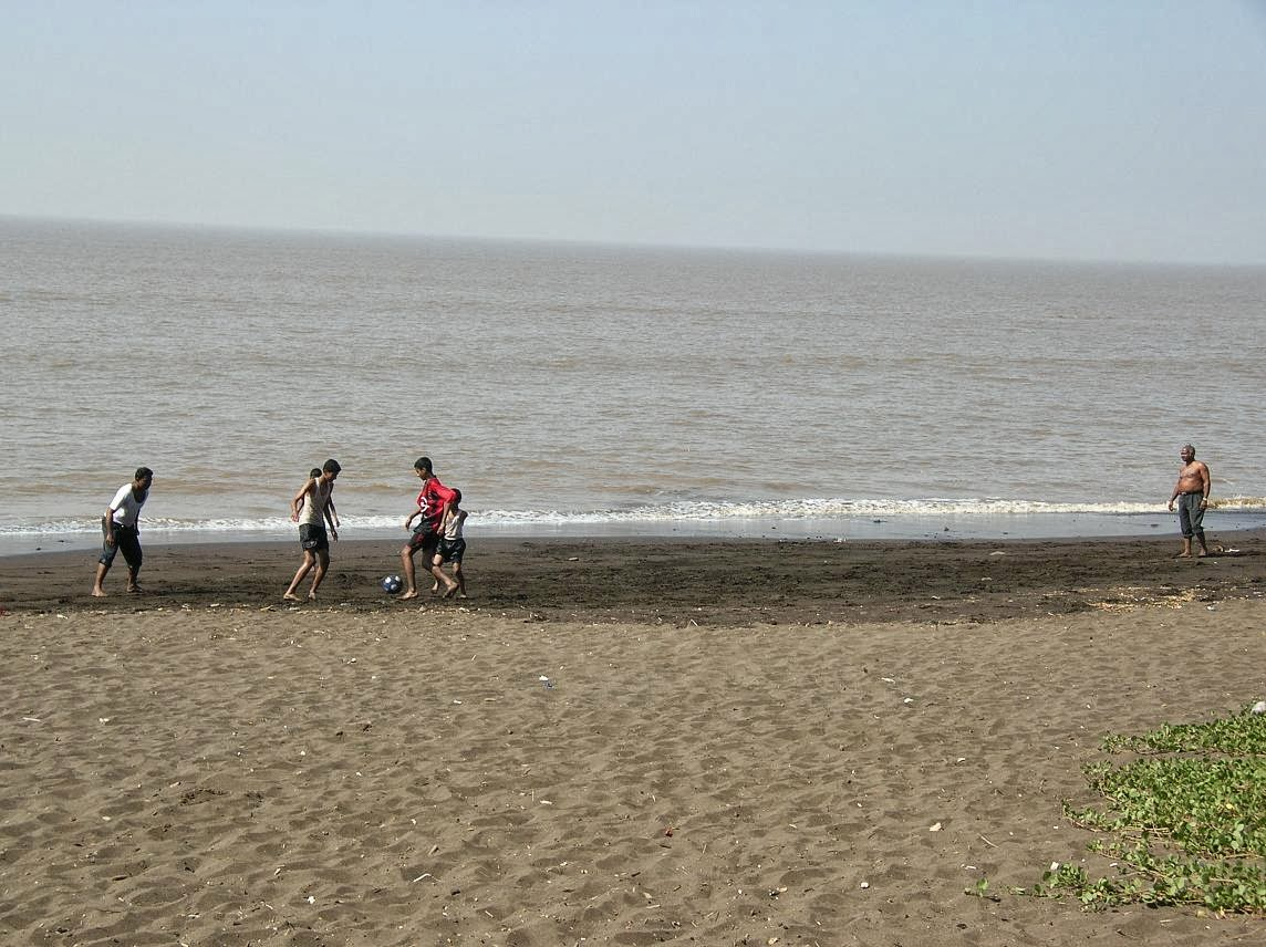 Devka Beach Daman India