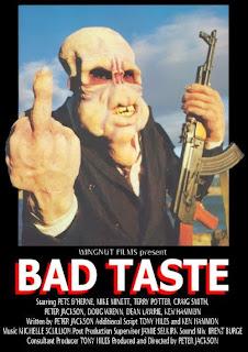 Ver online: Mal gusto (Bad Taste) 1987