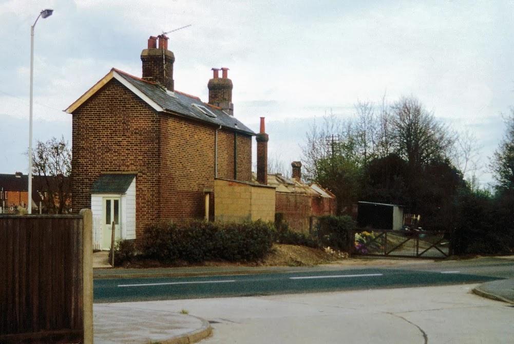 Brockhurst station