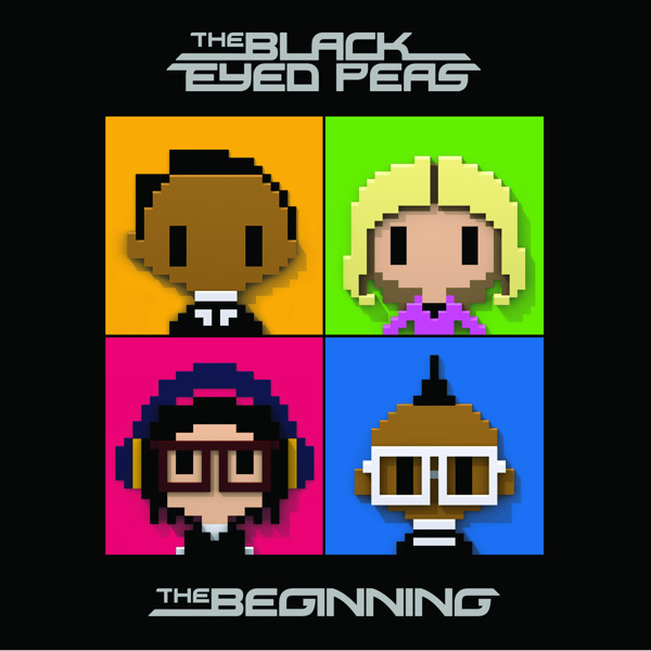 The Black Eyed Peas - The Beginning (Super Deluxe Version) Cover