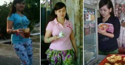 Mbak Caijie Tukang Daging Cantik Pic 20 of 35
