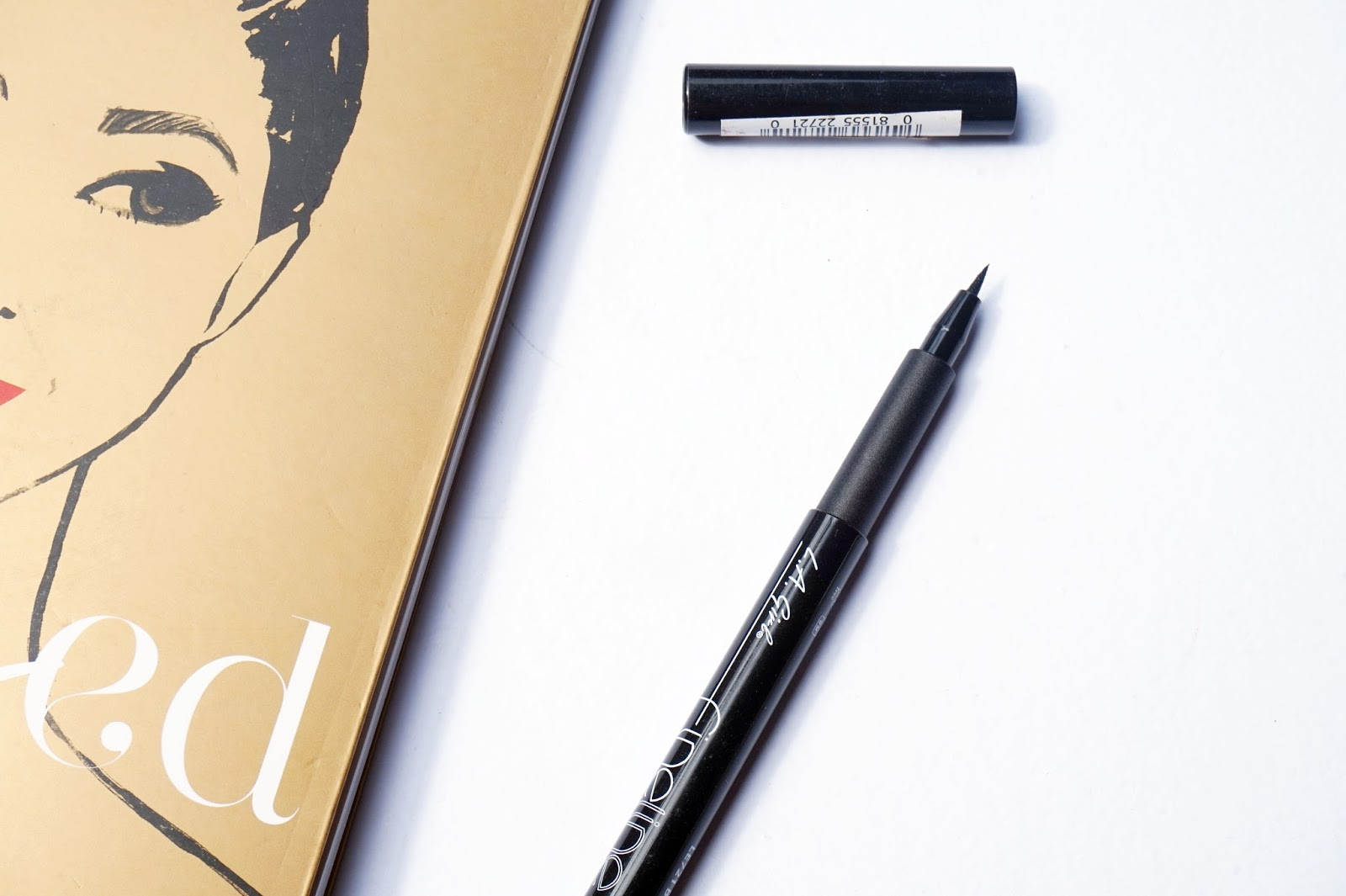 LA Girl FineLine Eyeliner  Review