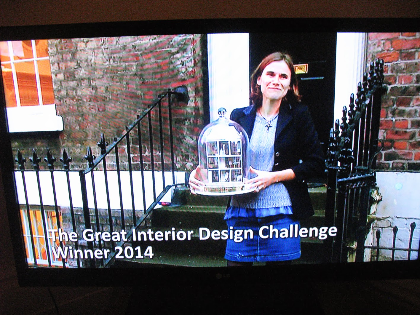 The Great Interior Design Challenge Final Winner