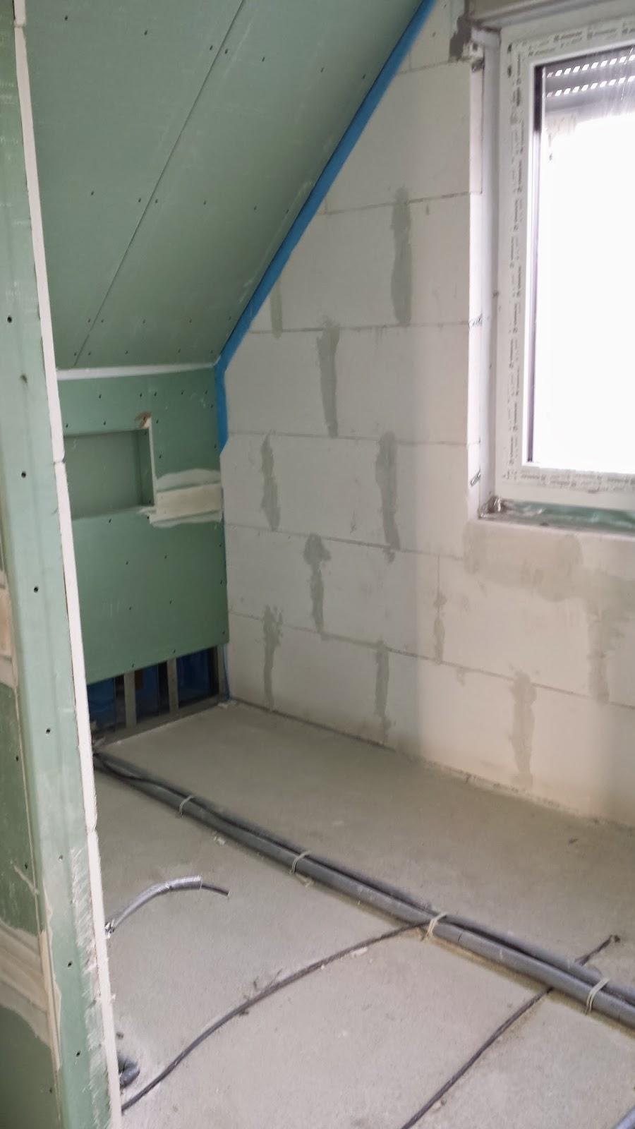 Unser Haus Trockenbau, Elektrik und Sanitär