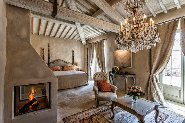 Borgo Santo Pietro, is a refined country chic hotel/lulu klein