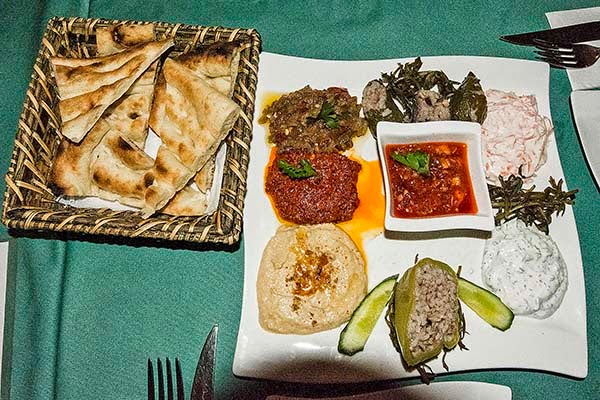 Antiochland Restaurant: What a Meze