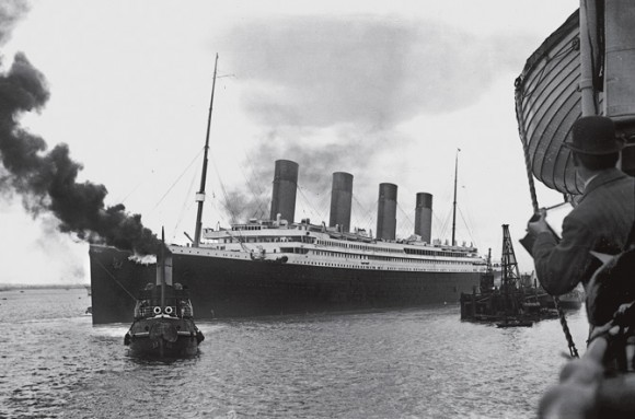 Photos : Titanic as never seen before - from Deep down the Ocean
