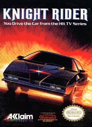 Knight Rider The Game Overview