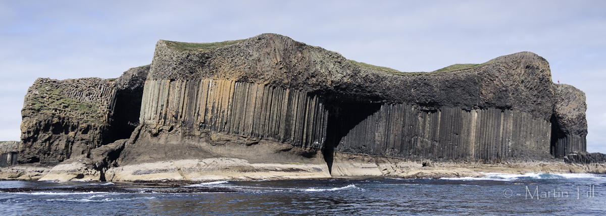 Staffa and Fingal's cave
