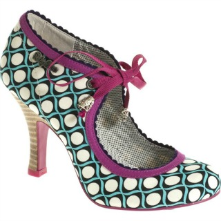 Sponsored Shoe of the Week: Ruby Woo Lucille
