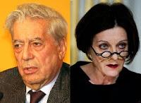 Mario Vargas Llosa y Herta Müller