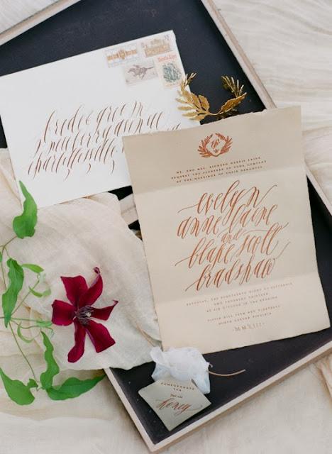 Feast Calligraphy | Jen Fariello Photography