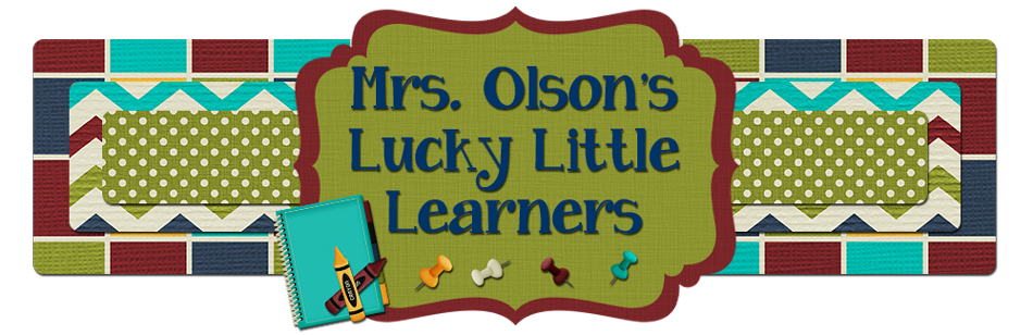 Mrs. Olson's Lucky Little Learners