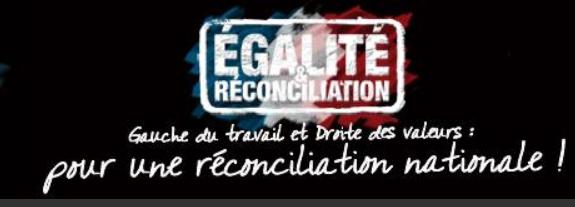 EGALITE et  RECONCILIATION