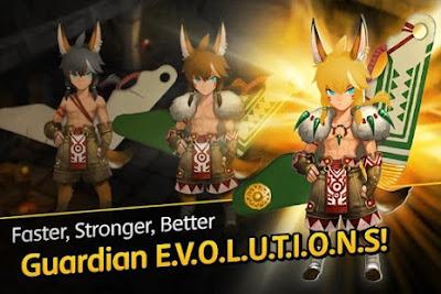 Guardian Hunter: SuperBrawl RPG v1.1.3 MOD APK