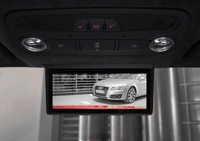 Dossier High Tech : Le rétroviseur numérique par Audi
