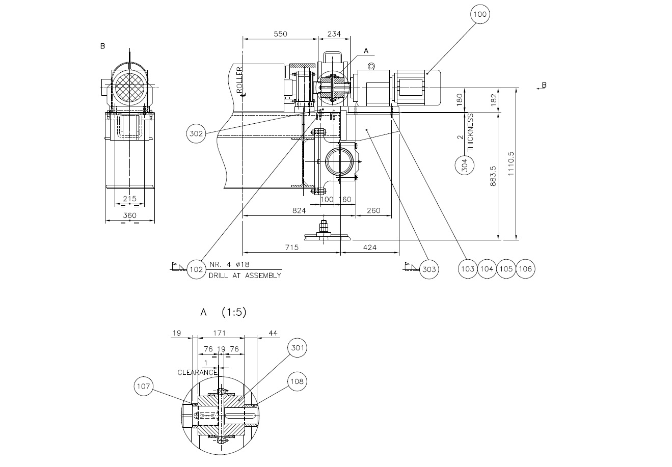 Cad Drafting Services Autocad Mechanical Drawings