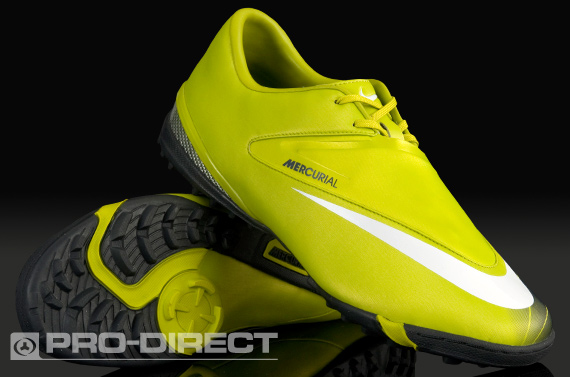 Futsal Shoes Nike Mercurial Glide - Bright Cactus White AnthraciteNike Mercurial Futsal New