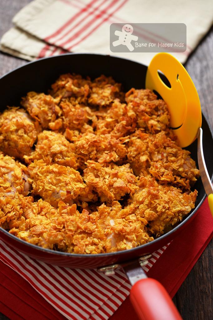 Bake For Happy Kids Unfried Chicken Bobby Deen The Buttermilk