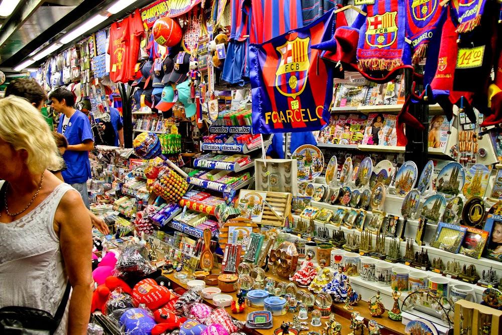 подарки из Барселоны
