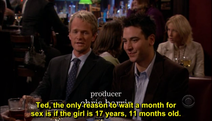 How I Met Your Mother Quote-7