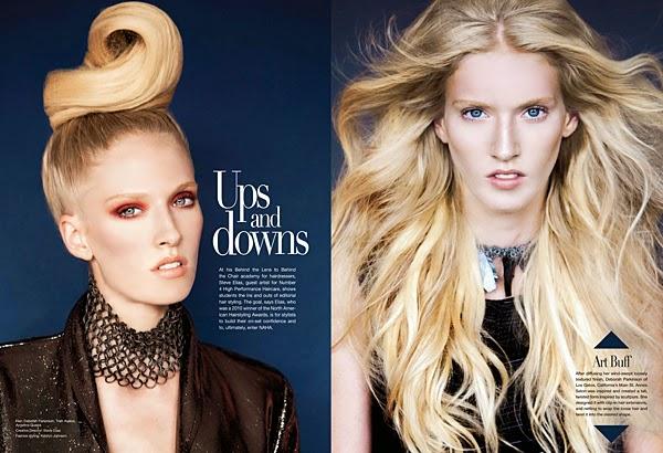 Amber Harris - Cast Images - Billy Winters - Tantalum Magazine