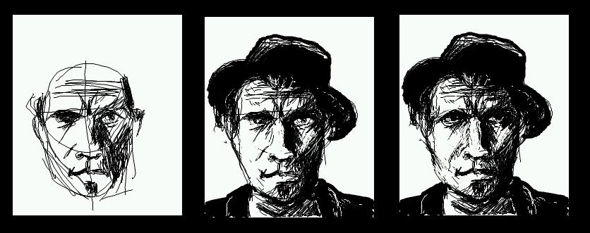 dibujos by antidoto