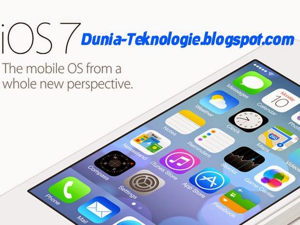 Cara Upgrade iOS 7