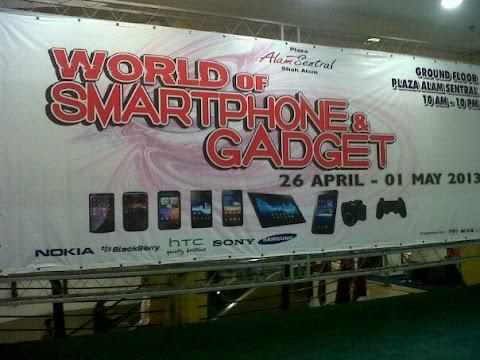 Wolrd of Smartphone & Gadjet 2013