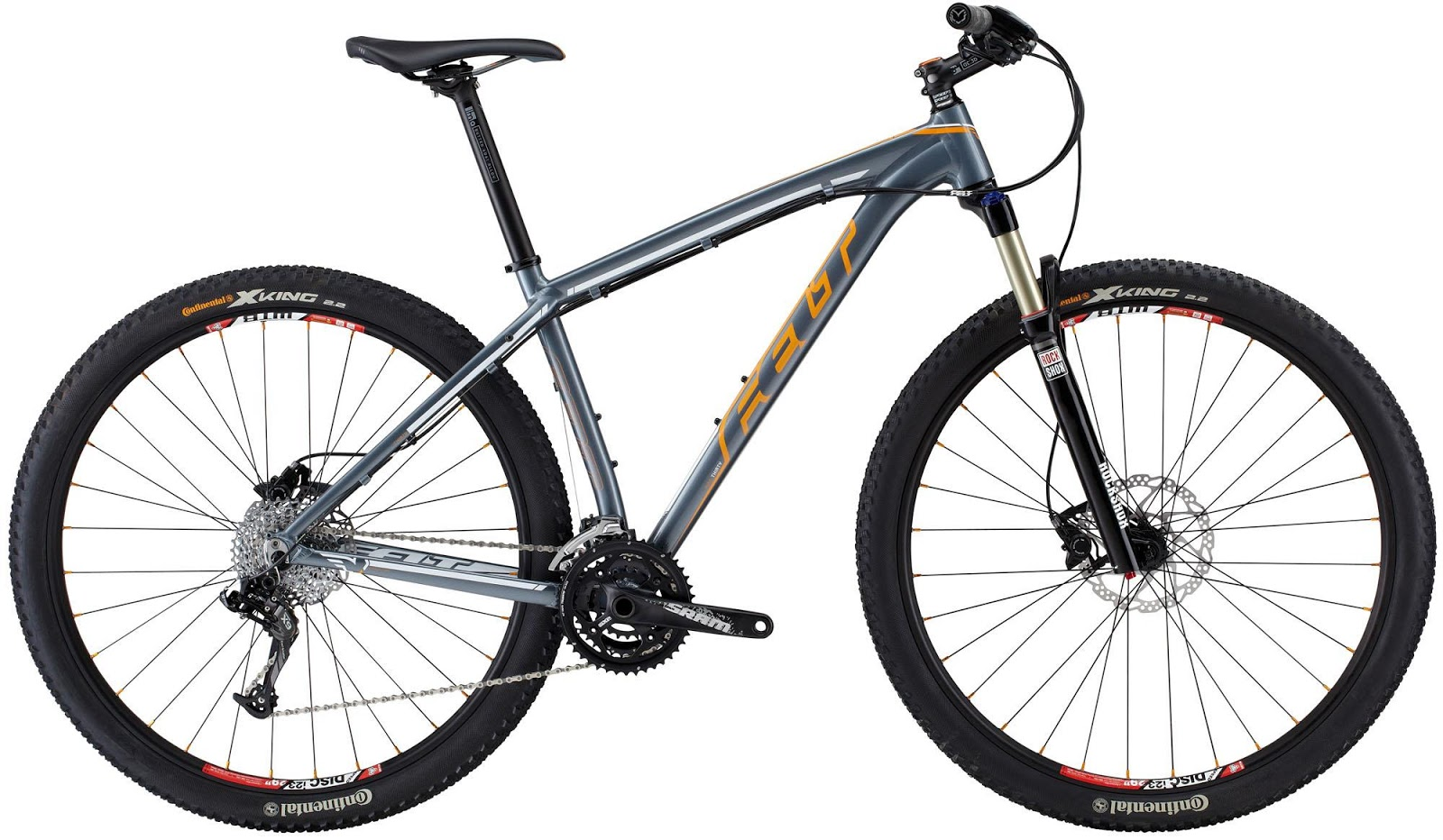 Best Bikes For Large People FELT NINE