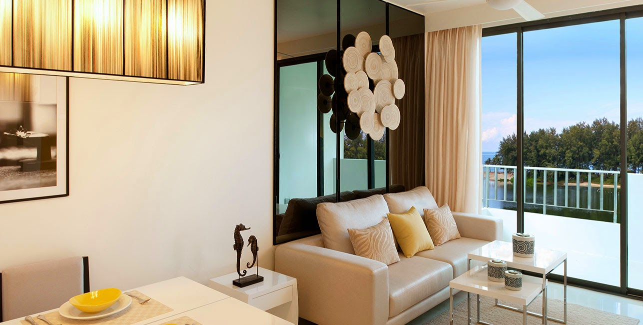 Cassia Residences at Phuket, Interior