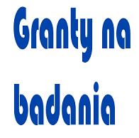Logo serwisu www.granty-na-badania.com