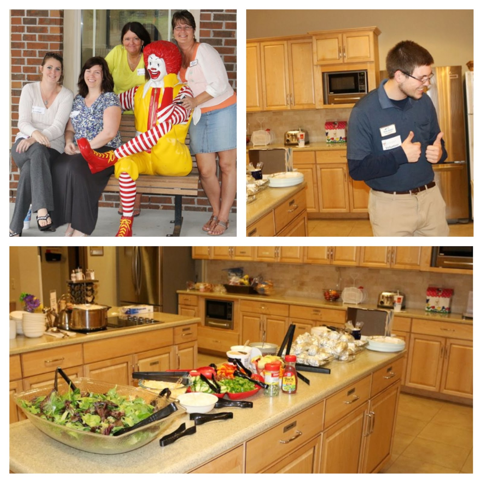 Provide a meal for Ronald McDonald House Charities of NW FL