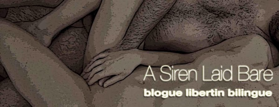 A Siren Laid Bare: blogue libertin bilingue