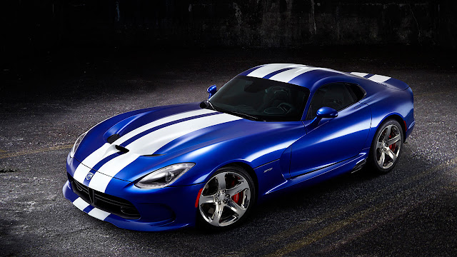 2013 Viper GTS Launch Edition side front