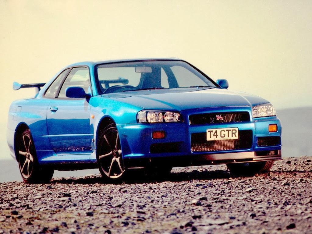 Nissan R34, A Geração Que Antecedeu O Godzilla Atual
